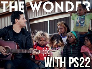 The Wonder with PS22 & Kidnected